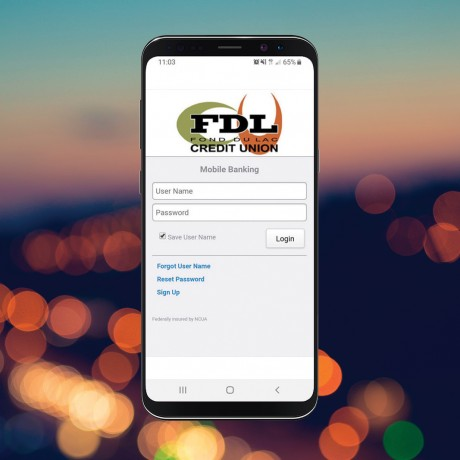 New FDLCU Mobile Banking App 2019