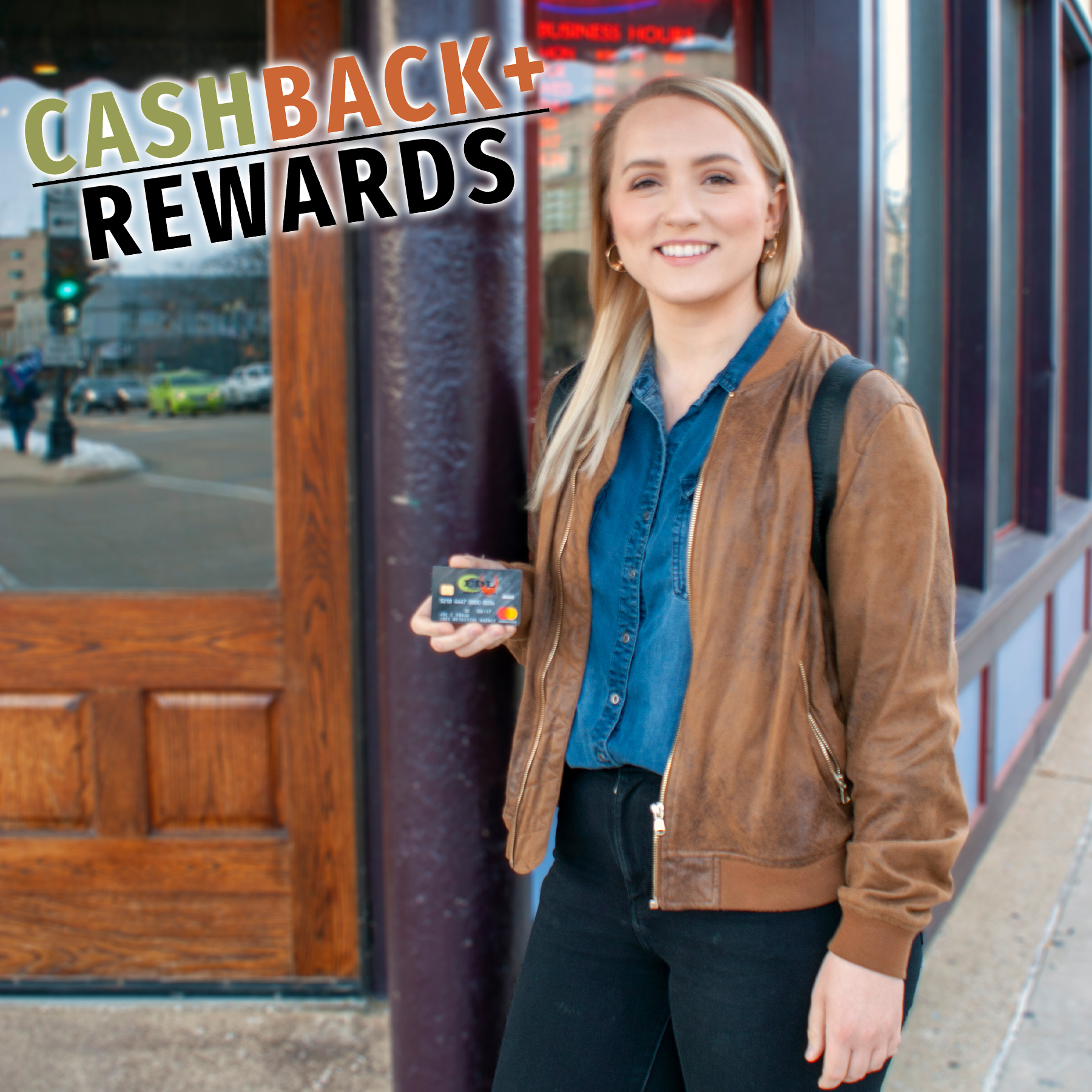 cashback+ rewards