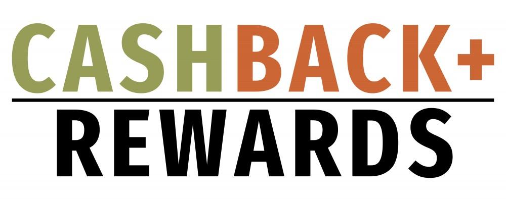 CashBack+ Rewards Logo
