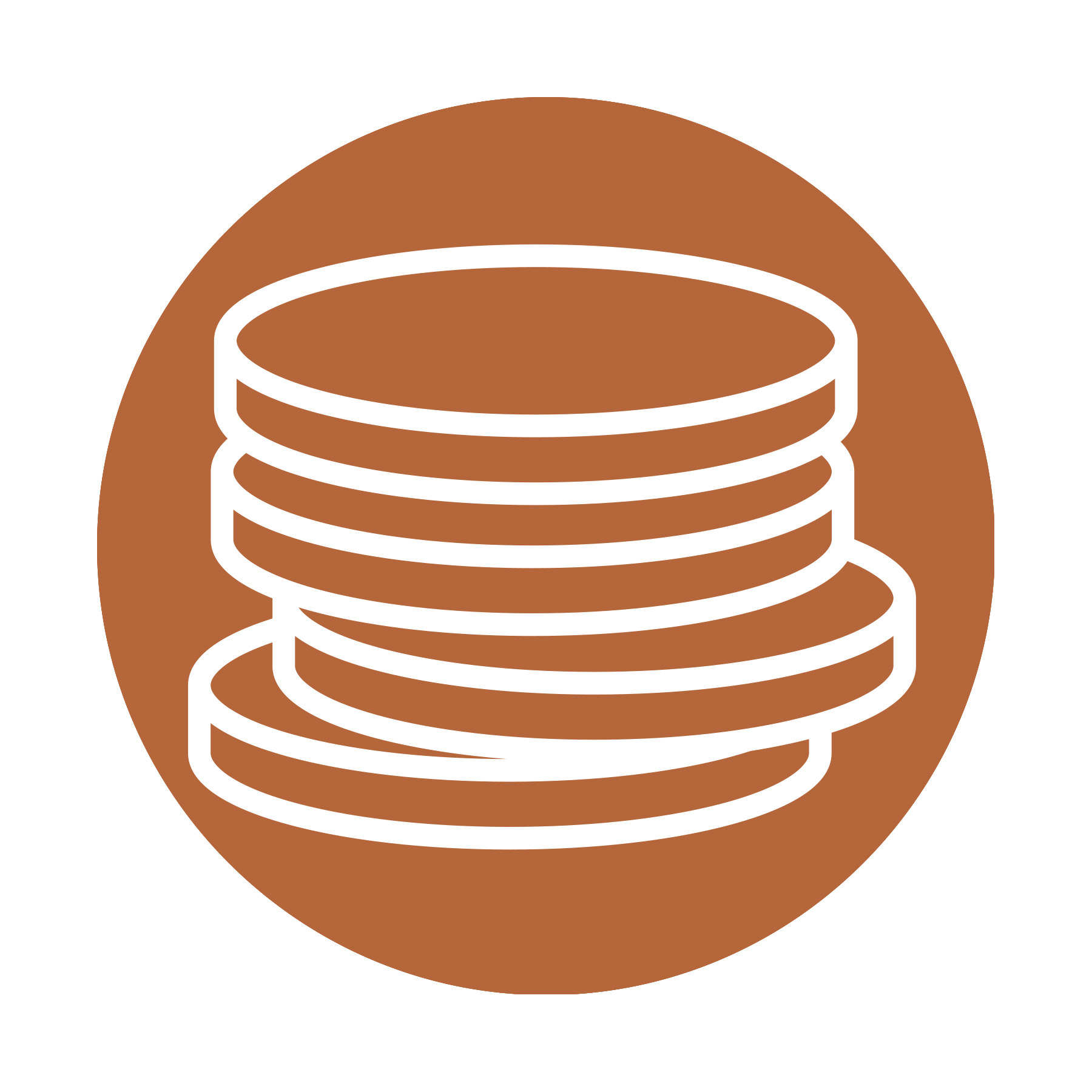 icon of stacked coins